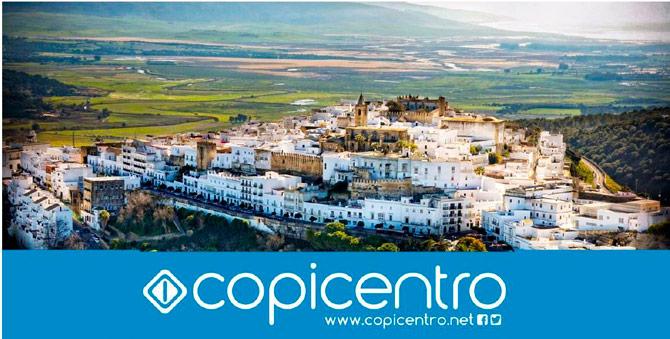 Copicentro abre sus puertas en Vejer de la Frontera, Cádiz