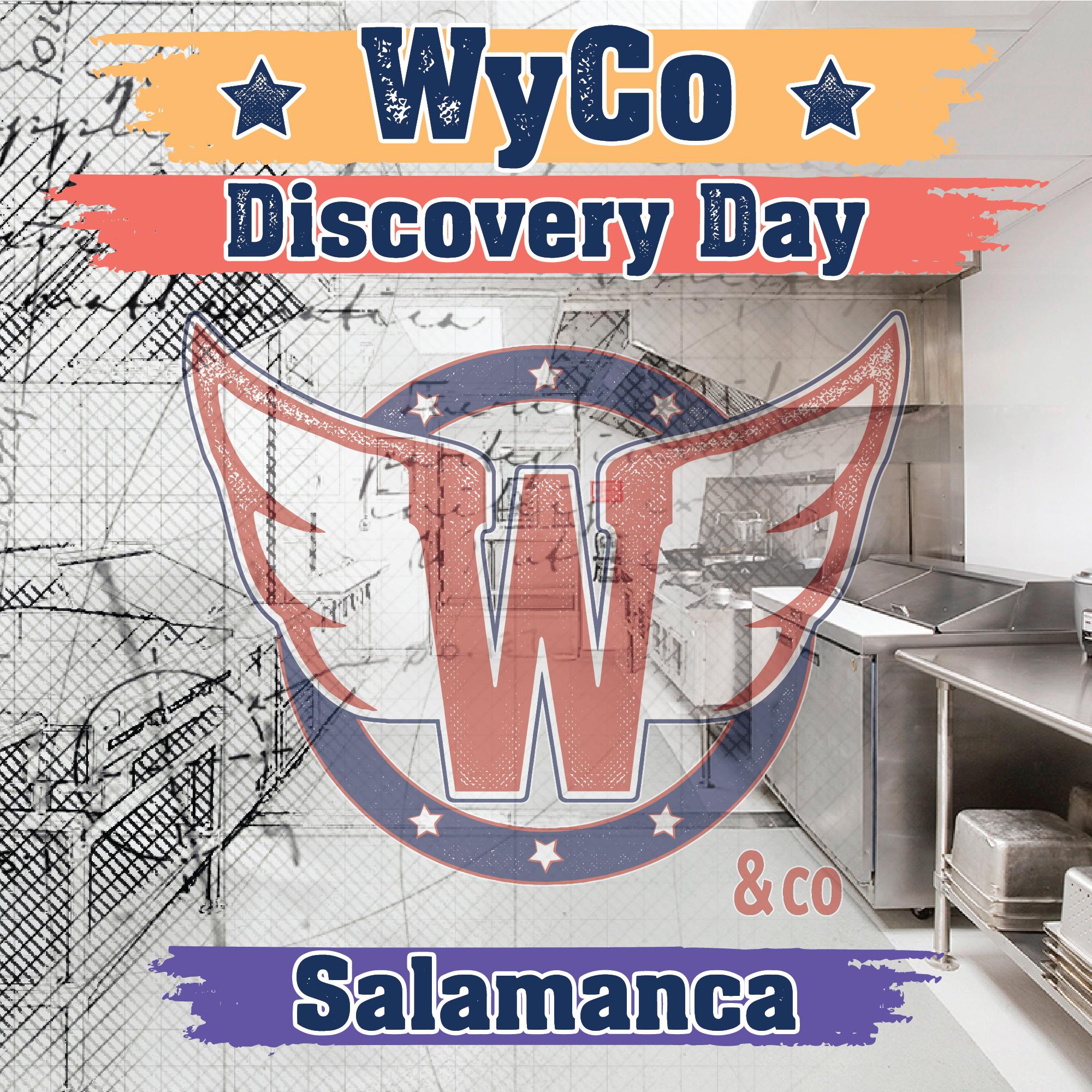 ¡Reúnete con la central de WyCo Restaurants en Salamanca!