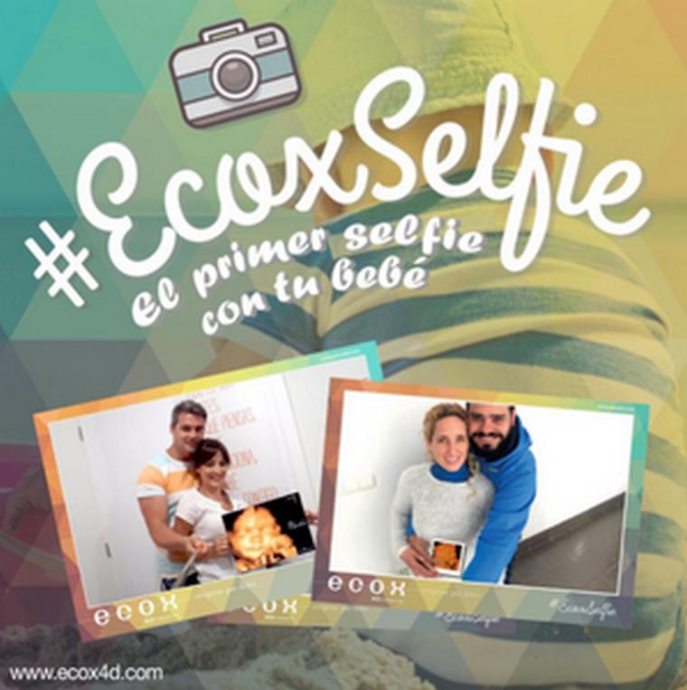 #Ecox Selfie. El primer Selfie con tu bebé Ecox