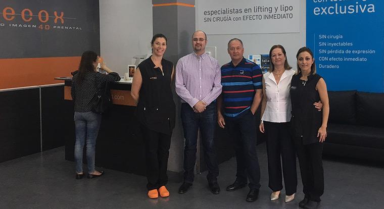 Nuevo Multifranquiciado Ecox4D-5D y Elixian TECHNOLOGY en El Ejido