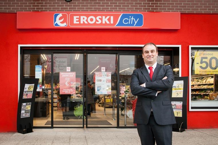 """EROSKI: """"Nuestro objetivo es poner en marcha proyectos viables y de futuro con emprendedores e inversores"""""""