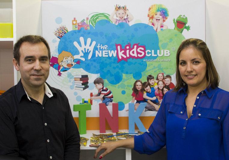 """""""The New Kids Club nos ha dado la posibilidad de adentrarnos en el mundo de la educación  y los niños"""""""