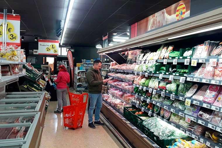 Eroski abre un nuevo supermercado en una localidad de Zaragoza