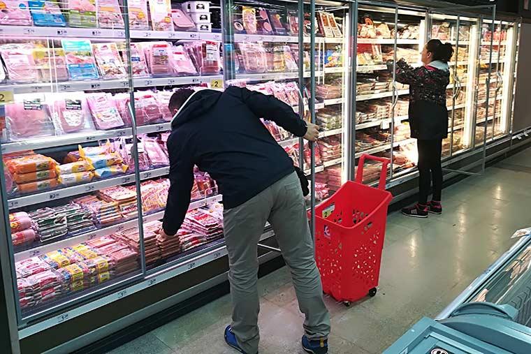 Eroski abre un nuevo supermercado franquiciado en Segovia