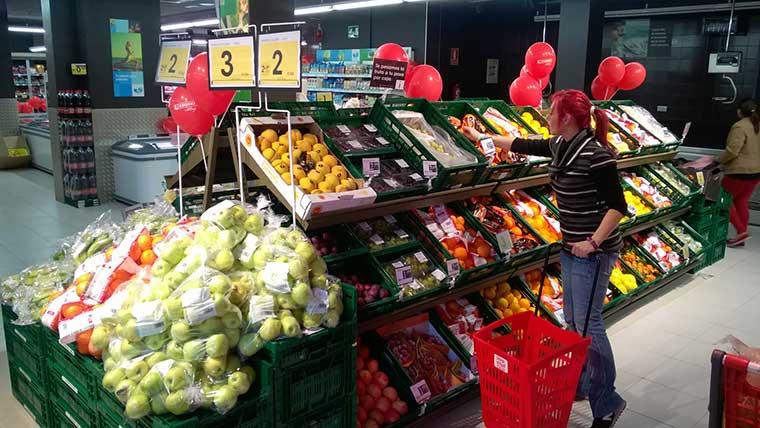 Eroski abre nuevo supermercado en Parla