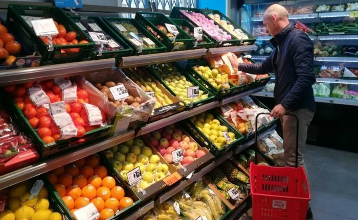 Eroski inaugura un nuevo supermercado franquiciado en la localidad de Villamayor de Gállego, en Zaragoza
