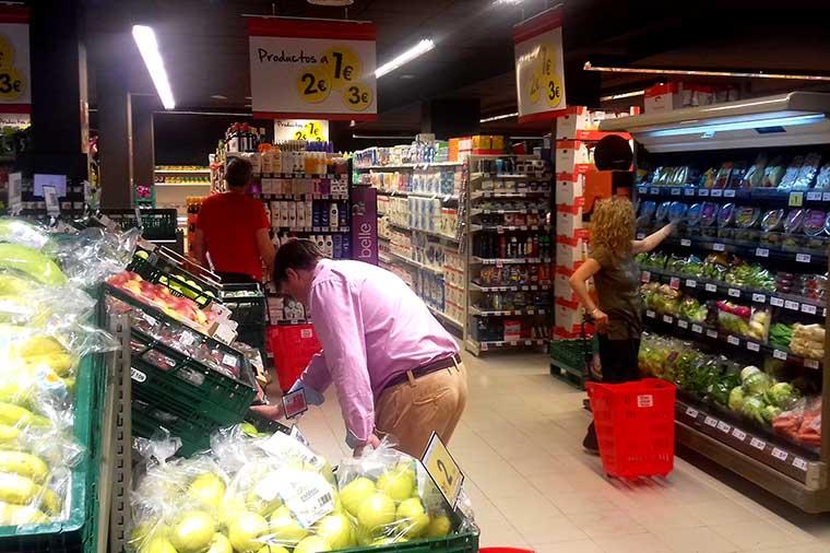 La franquicia Eroski inaugura nuevo supermercado en Cáceres