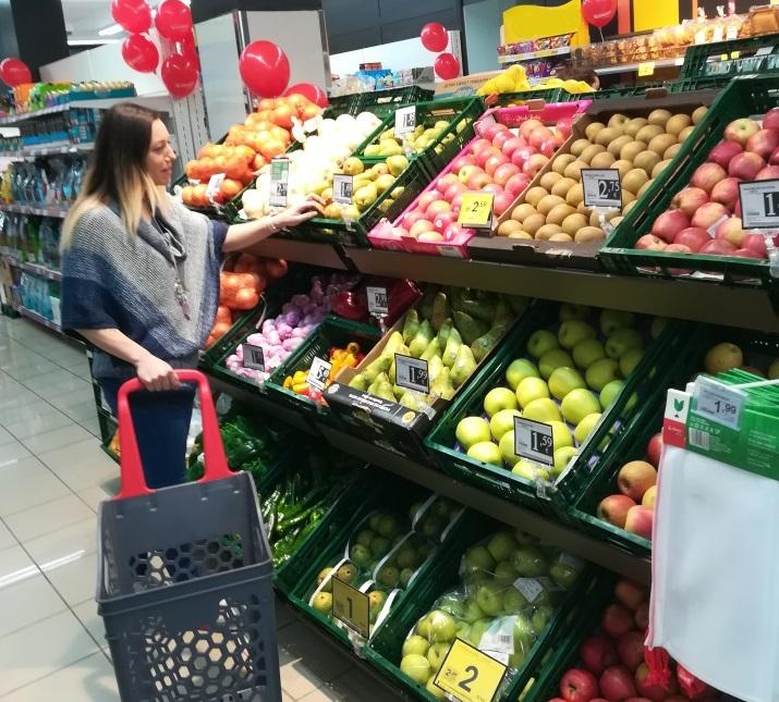 Eroski inaugura un nuevo supermercado franquiciado en Valencia