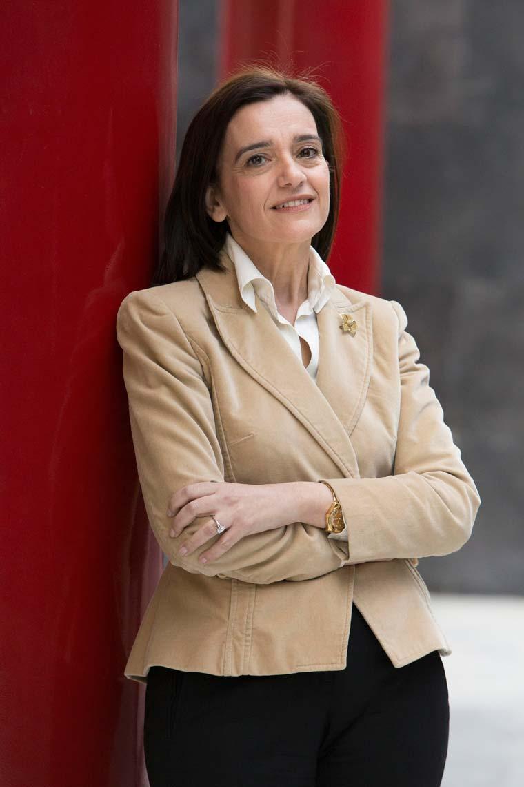 """""""La feria vive el  fuerte repunte de  sectores afectados por  la crisis como el inmobiliario o de administración de fincas"""""""