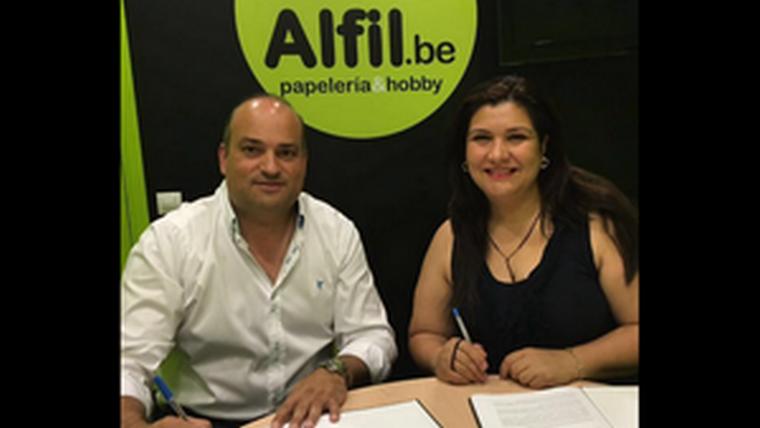 Alfil.be papeleria & hobby Madrid llega a Bravo Murillo (Madrid)