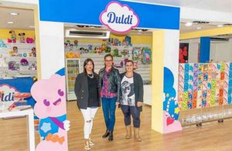 Duldi Avilés, una nueva tienda de golosinas en Asturias
