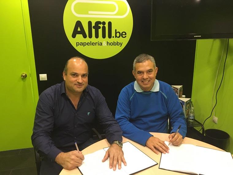 Alfil.be papeleria & hobby incorpora una nueva firma en Madrid