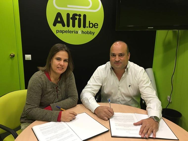 Alfil suma una nueva tienda en Málaga
