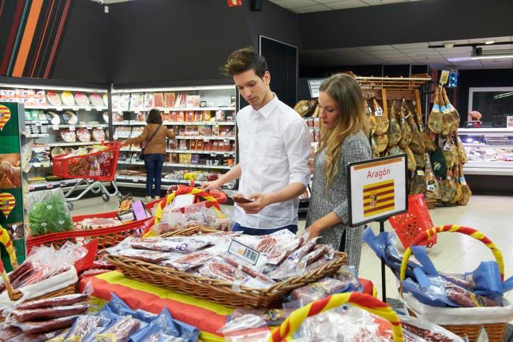 Todo son facilidades a la hora de emprender con la cadena de supermercados EROSKI