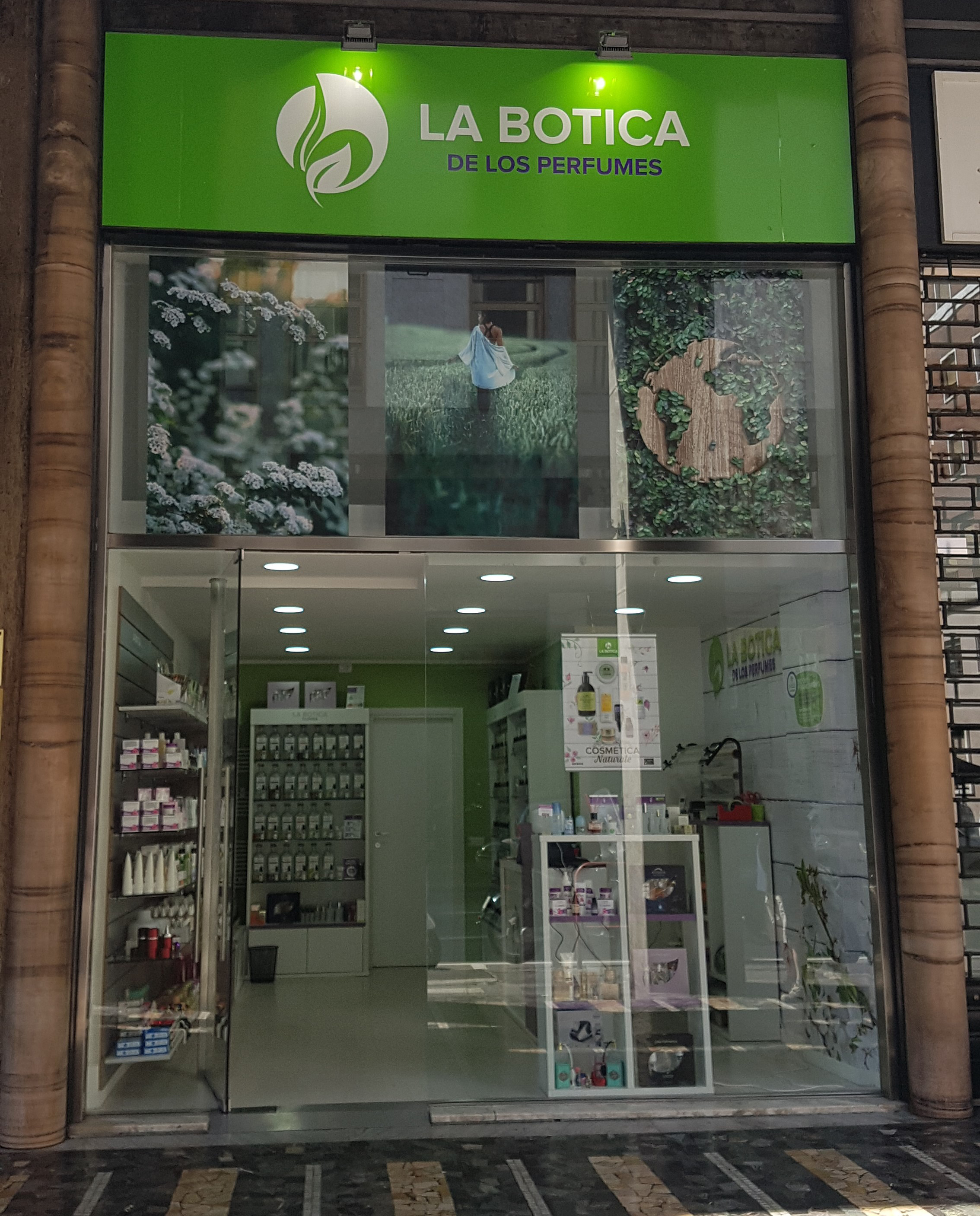 La Botica de los Perfumes, franquicia consolidada en el sector de la ...
