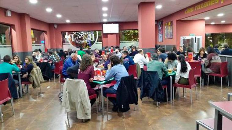 CERVECERÍAS CIEN BOCA-PIZZ prevé aterrizar este año en Madrid