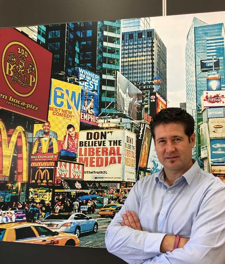 """Cien Boca-Pizz: """"Rompemos con la oferta monotemática de la competencia"""""""