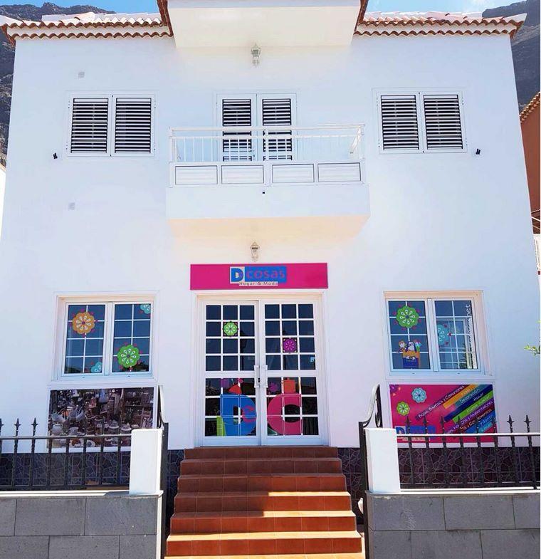 De Cosas presenta una tienda nueva en La Gomera
