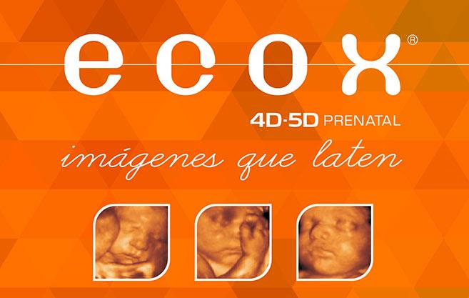 Ecox4D-5D ecografía emocional, presente en Franquishop Madrid