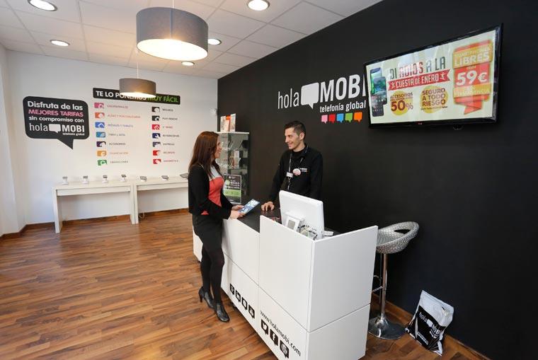 El grupo holaMOBI Telefonía Global se afianza en 2016