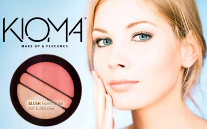 Kioma presenta dos nuevos productos de última generación: My BB Cream y Blush Expert Sculpt