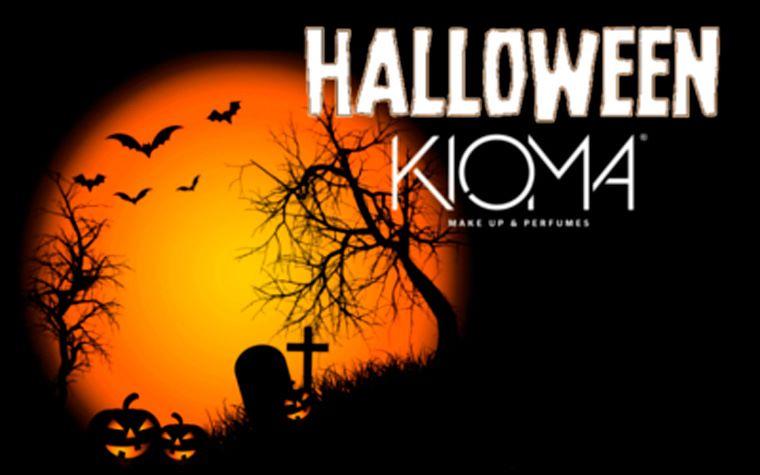 Kioma – Make Up & Perfumes celebra Halloween