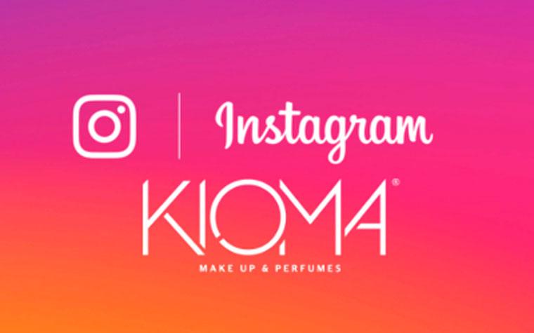 Kioma Make Up & Perfumes ¡ahora en Instagram!