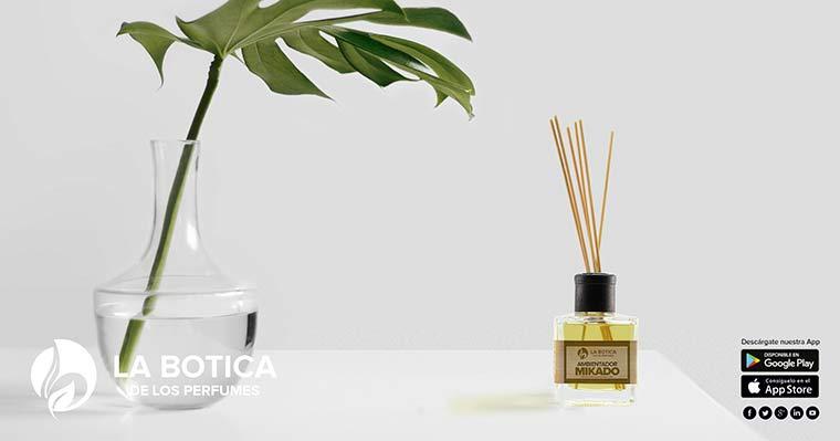 La Botica de los Perfumes: cómo ambientar con perfume cada rincón del hogar