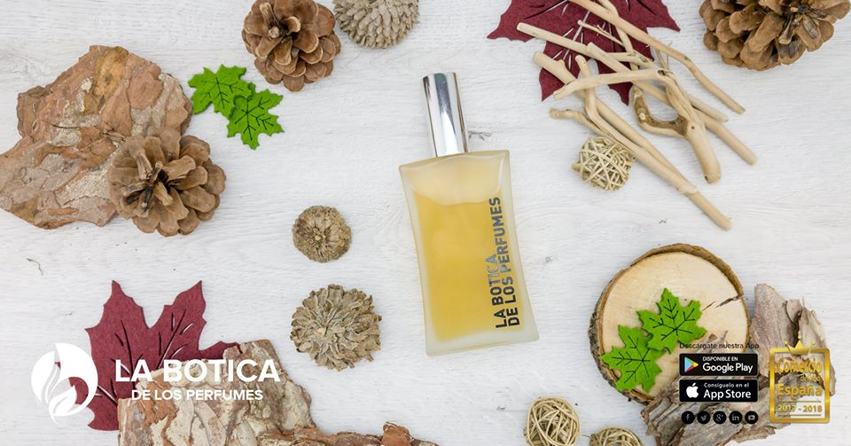 La Botica de los Perfumes: la cosmética natural