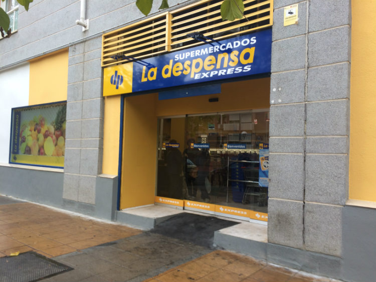 La Despensa Express estrena tienda en Aranjuez