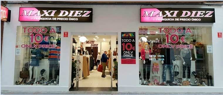 La franquicia de moda Maxi Diez sigue creciendo en Cataluña