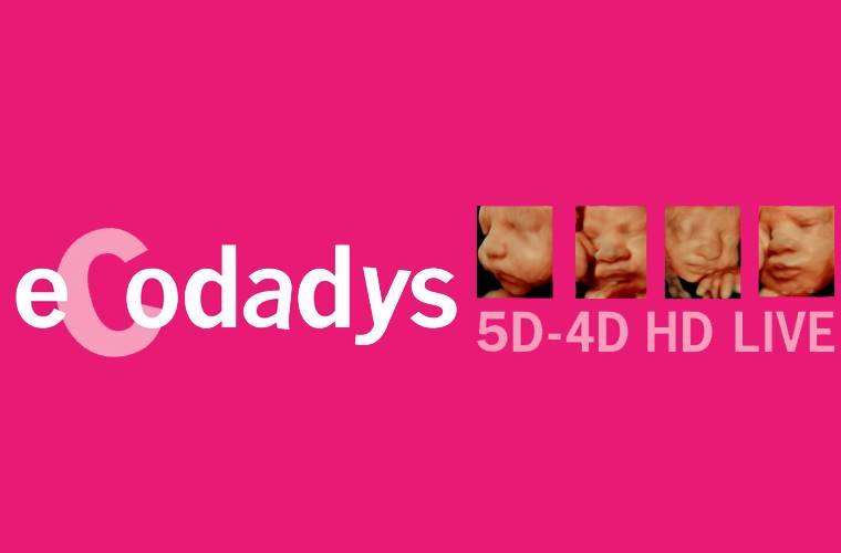 Ecodadys 5D-4D HD LIVE presenta su nueva web