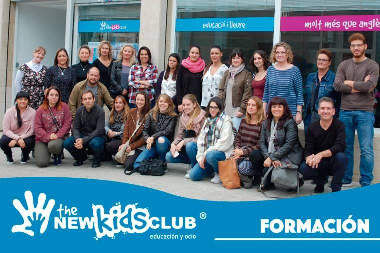 THE NEW KIDS CLUB apuesta por la formación para crecer