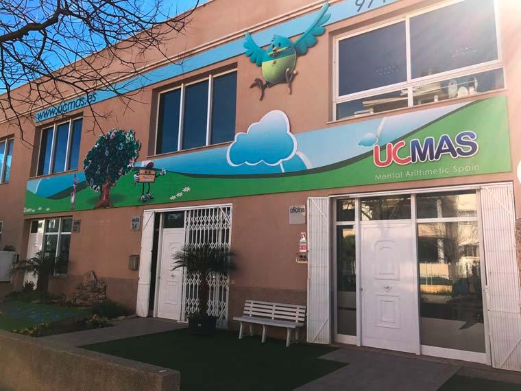 UCMAS ultima los detalles de su apertura en Valencia