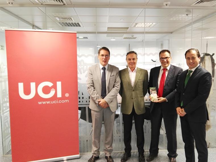 Alianza estratégica de Vilsa Grupo Inmobiliario y UCI