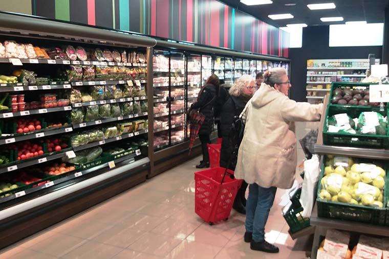 Eroski abre nuevo supermercado en Menorca