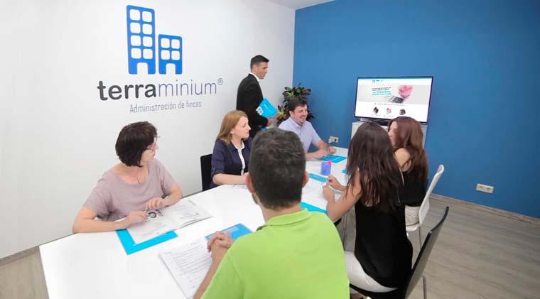 Terraminium cierra el año con 12 oficinas nuevas y se consolida como la red de Administración de Fincas más grande de España