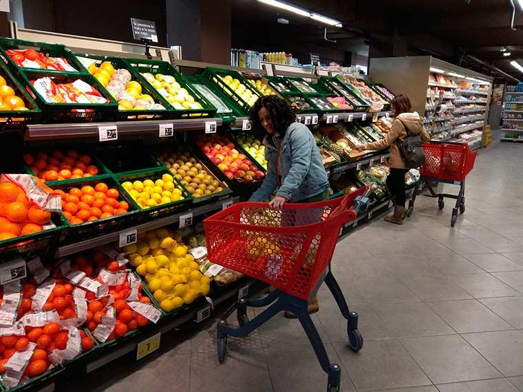 Eroski abre nuevo supermercado en Santander