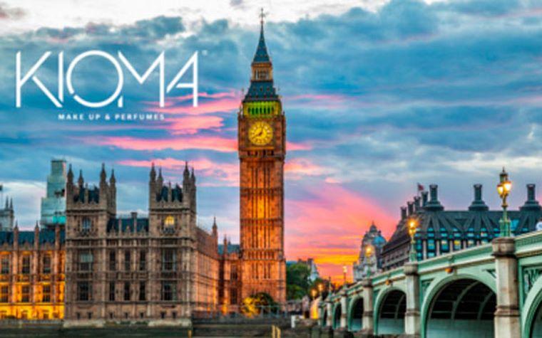 Kioma – Make Up & Perfumes se expande internacionalmente