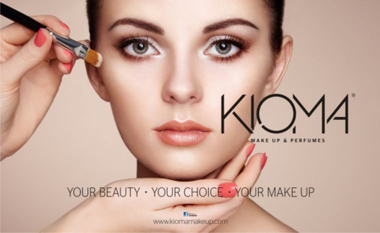 Kioma – Make Up & Perfumes se consolida como una empresa en crecimiento