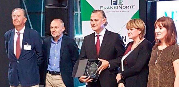 El Grupo De Euroycia, premiado en Frankinorte