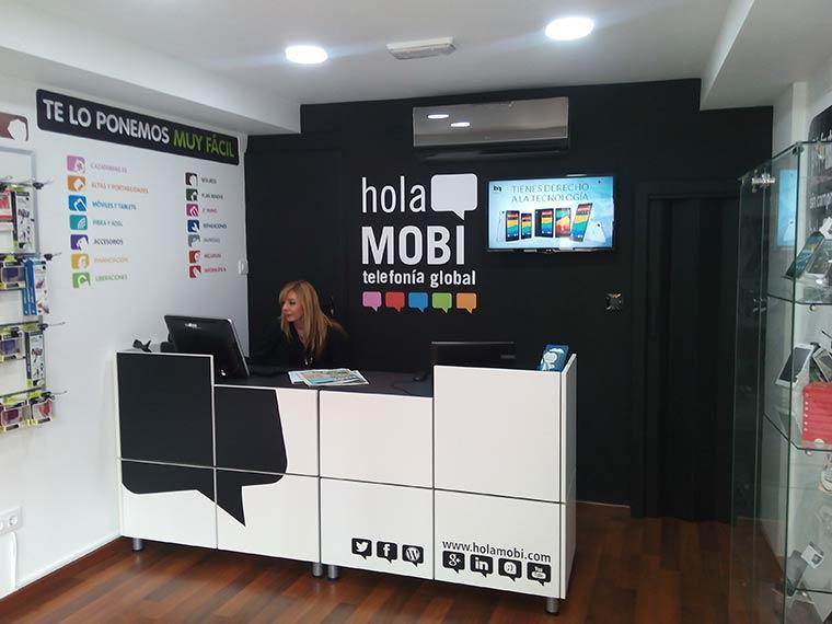 holaMOBI telefonía global llega a SIF2017