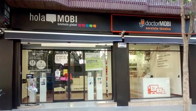 holaMOBI telefonía global regresa a EXPOFRANQUICIA.