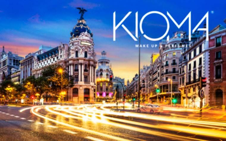 Kioma – Make Up & Perfumes impulsa el crecimiento de sus tiendas