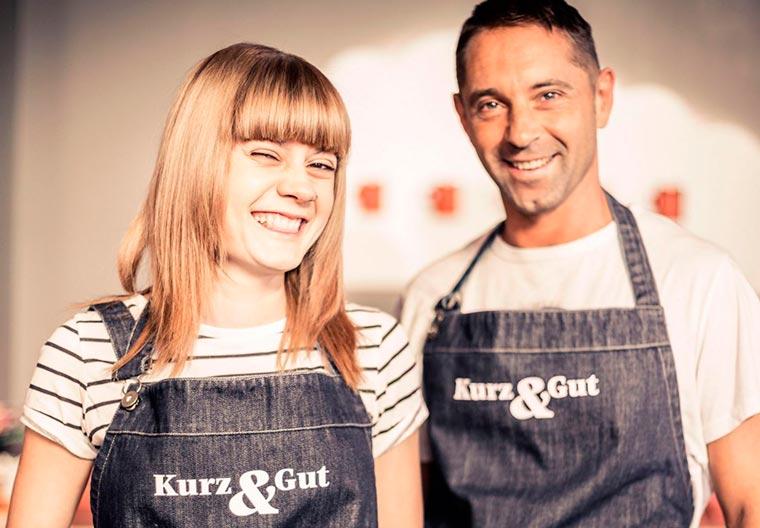La franquicia gastronómica Kurz & Gut llega a Avenida Gaudí, Barcelona