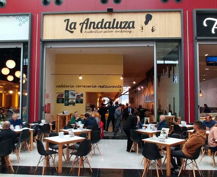 La franquicia de bares y restaurantes La Andaluza abre en Armilla