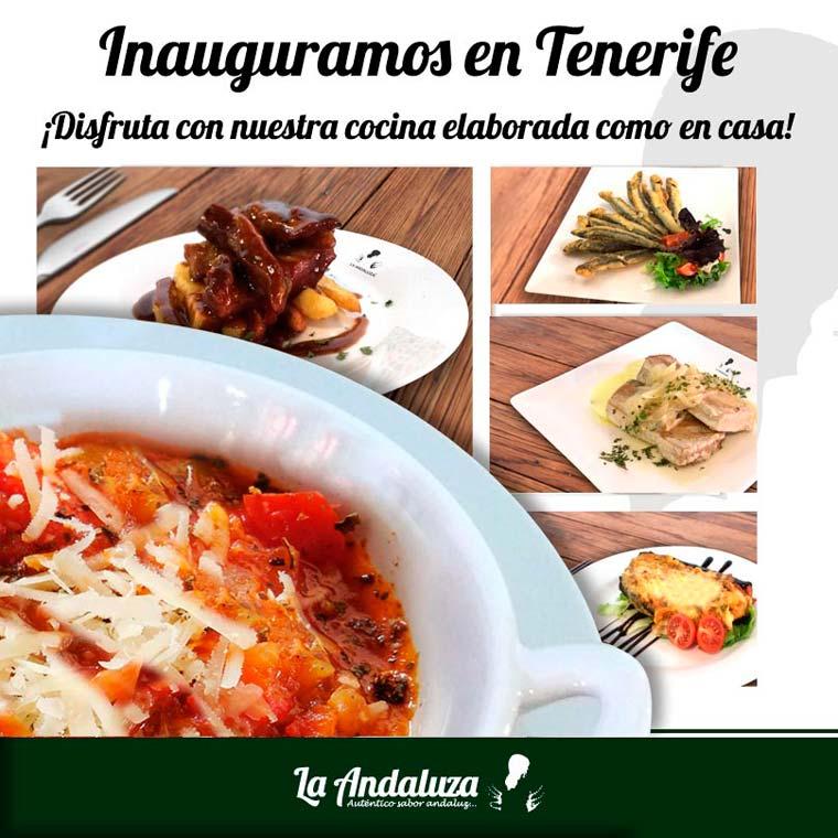 La Andaluza abre su primer local en Tenerife