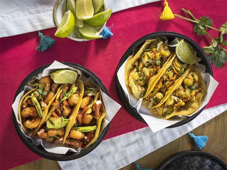 La Chelinda actualiza su carta con nuevos platos mexicanos