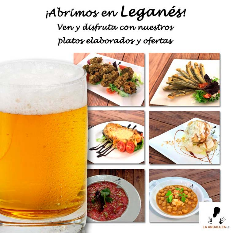 Nuevo local de La Andaluza Low Cost en Leganés