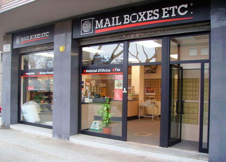 Mail Boxes Etc. logra un acuerdo con BBVA y Banco Sabadell